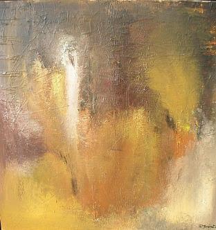 La Chaleur Painting by Patrice Brunet