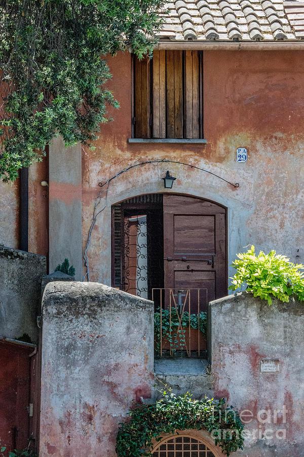 Italy Photograph - La Fraschetta Del Borgo by Joseph Yarbrough