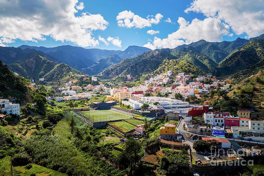 La Gomera Photograph