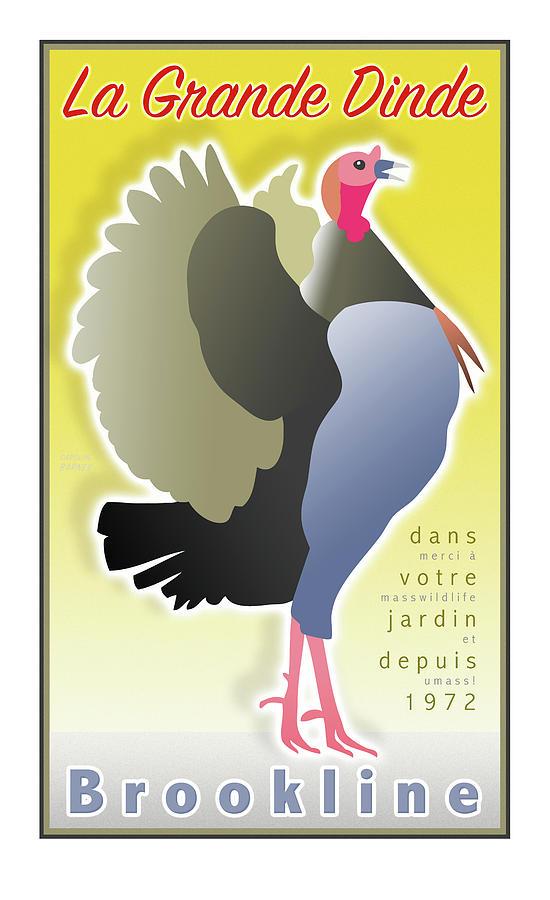 La Grande Dinde by Caroline Barnes