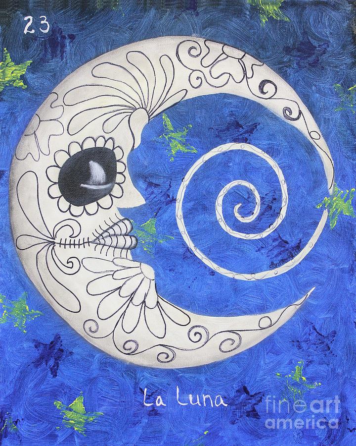 La Luna by Sonia Flores Ruiz