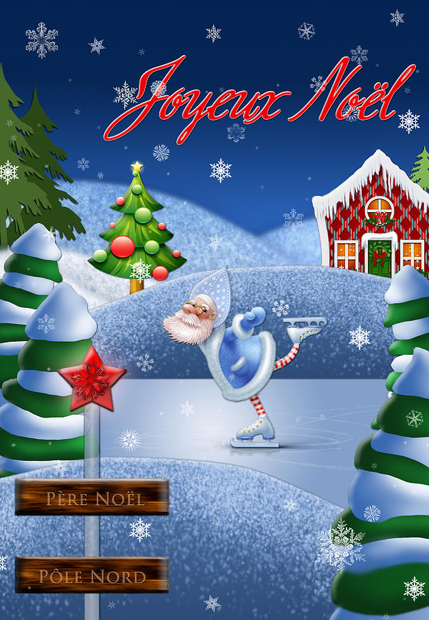 La Maison Du Pere Noel.La Maison Du Pere Noel By Maggie Terlecki
