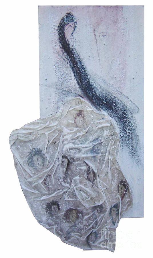 La Posa Painting by Franco Policastro