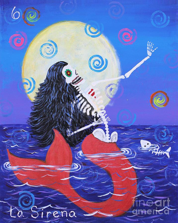 La Sirena by Sonia Flores Ruiz