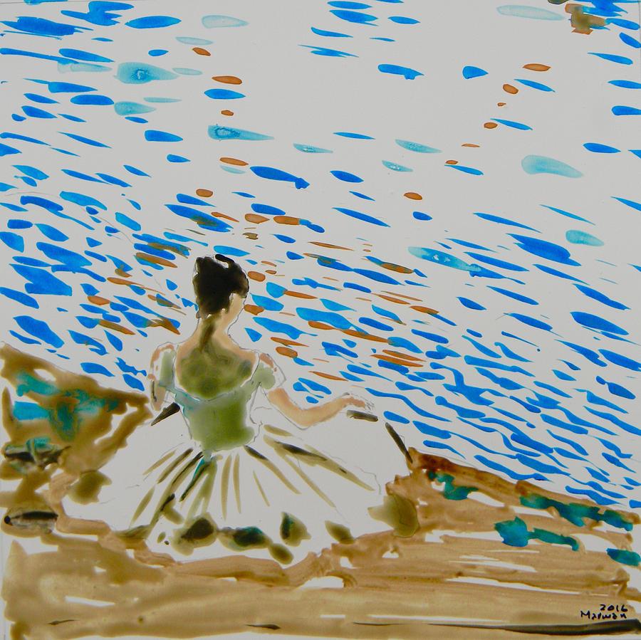 La Sylphide by Marwan George Khoury
