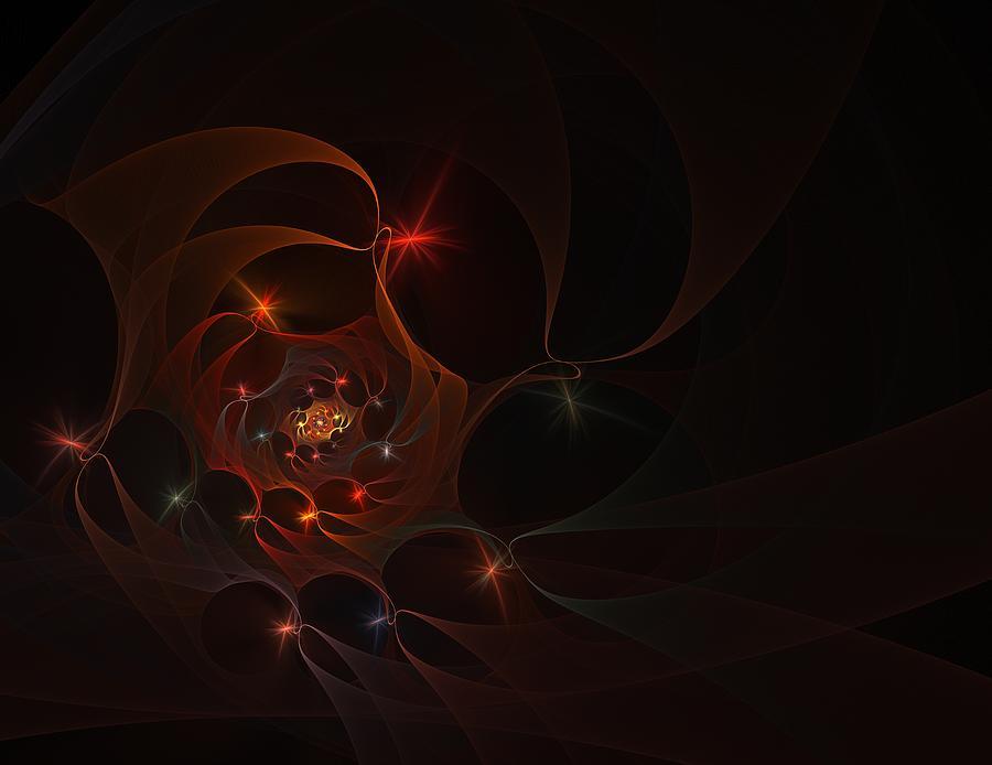 Labyrinth Digital Art