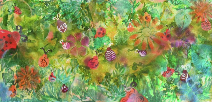 Ladies Garden Retreat by Pam Halliburton