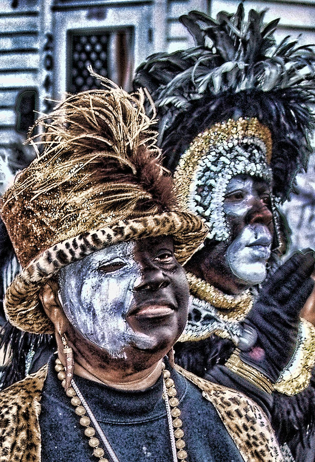 Moon Photograph - Ladies Of Zulu 2008 by Jerome Holmes
