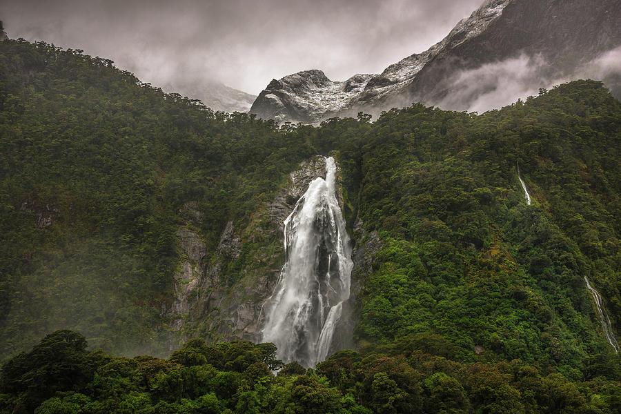 Lady Bowen Falls by Racheal Christian