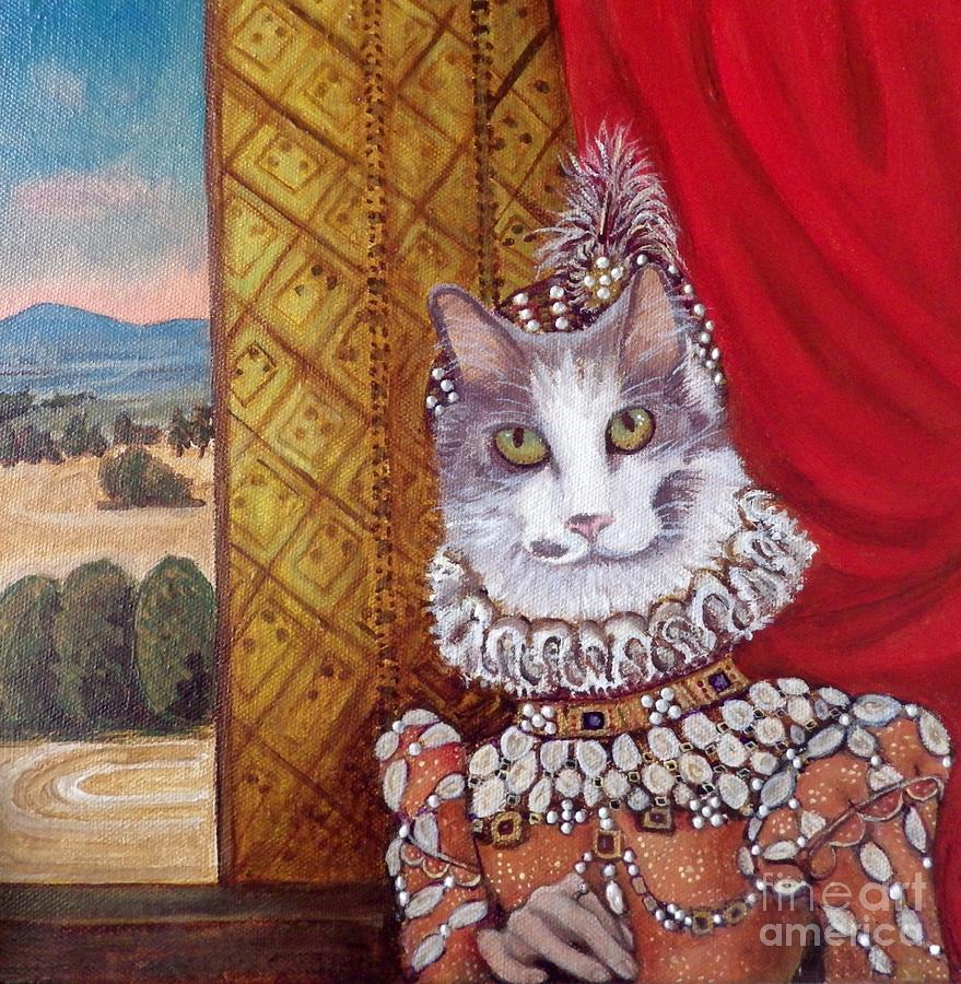 Lady Daisy by Linda Markwardt