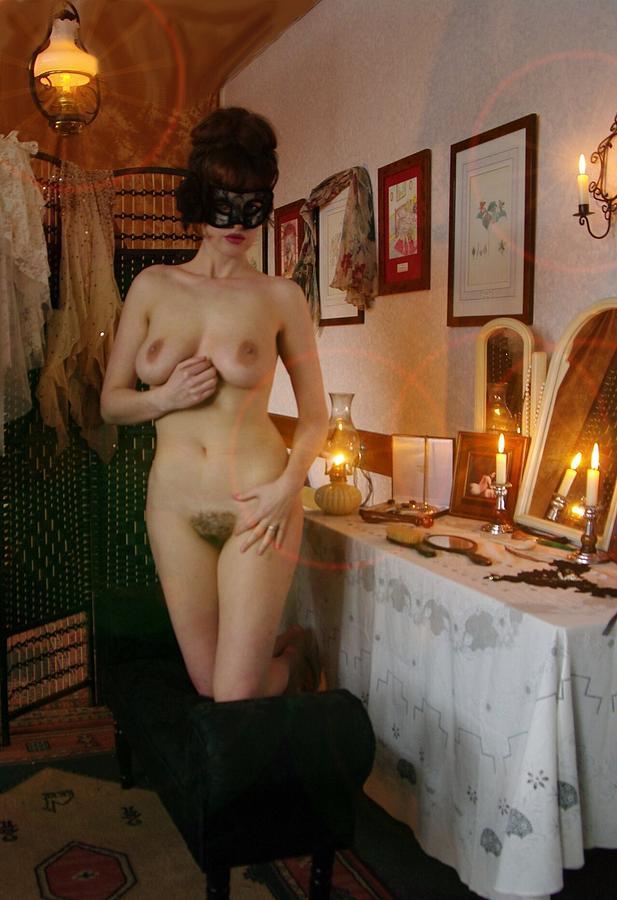 Lady Jacqueline by Asa Jones