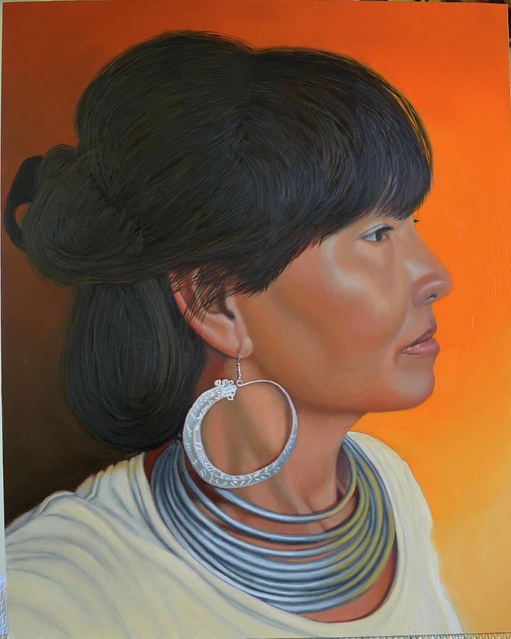 Lady of Sapa by Thu Nguyen