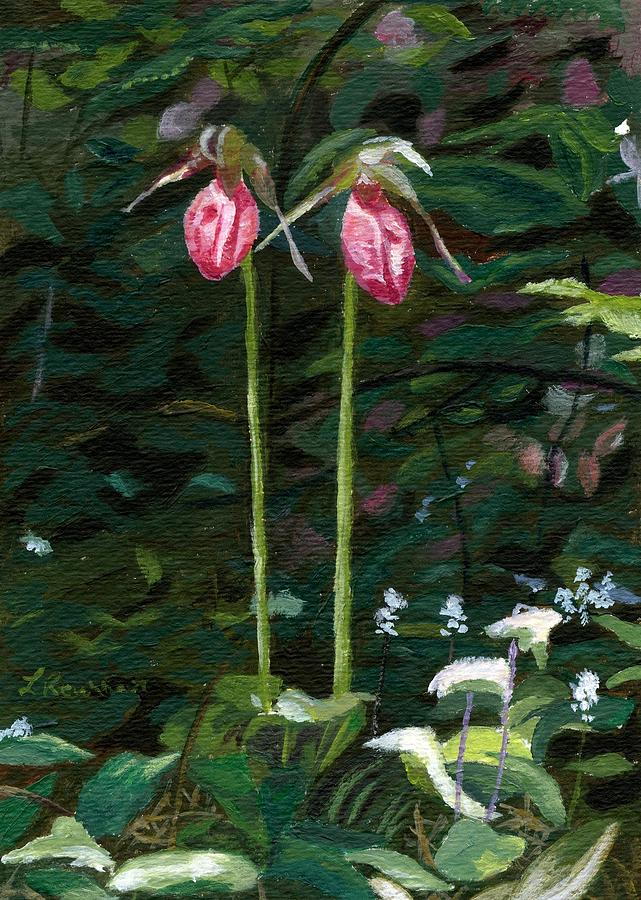 Lady Slipper by Lynne Reichhart
