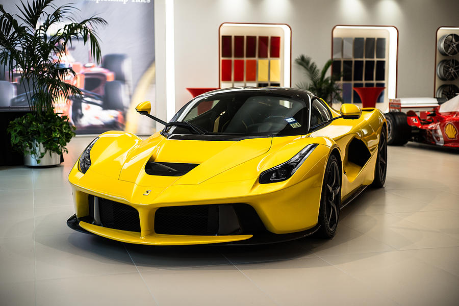 Laferrari Photograph by Supercars of Houston
