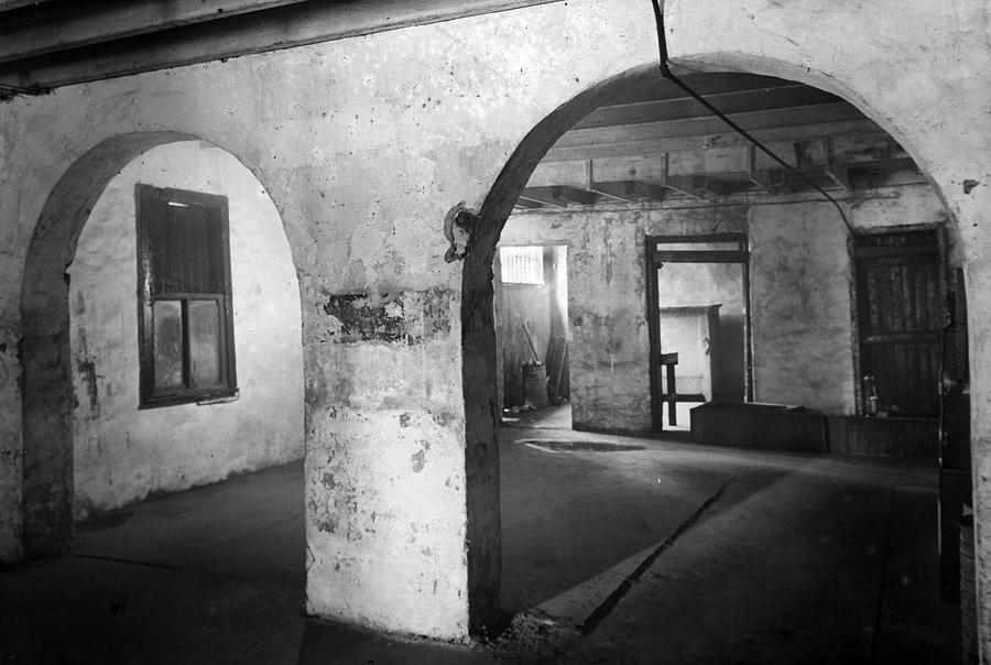 Lafitte Photograph - Lafittes Blacksmith Shop by Crescent City Collective