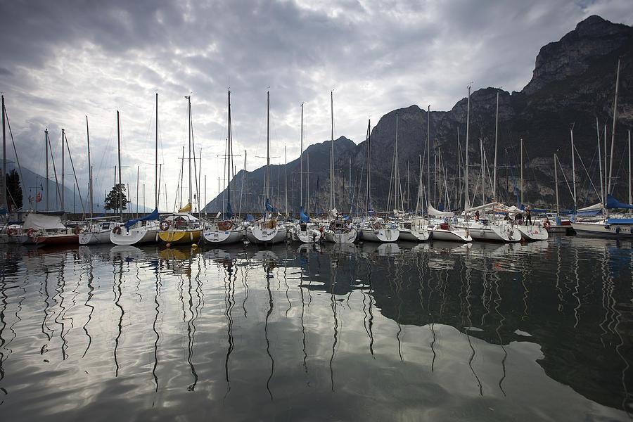 Lago Photograph - Lago Di Garda by Andre Goncalves