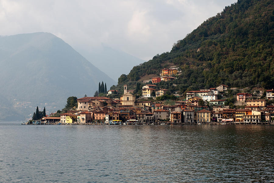 Iseo Photograph - Lago Diseo by Andre Goncalves