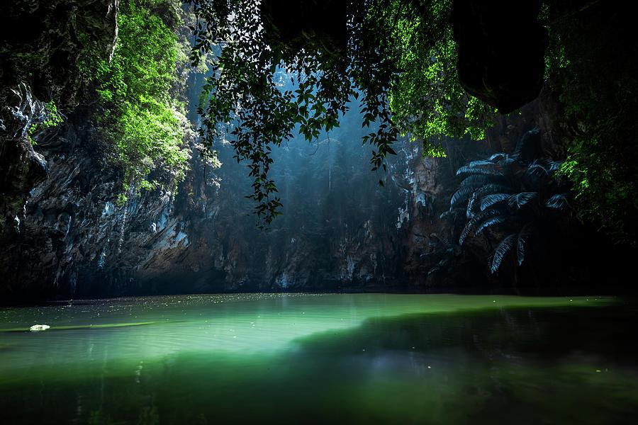 Lagoon Photograph - Lagoon by Nicklas Gustafsson