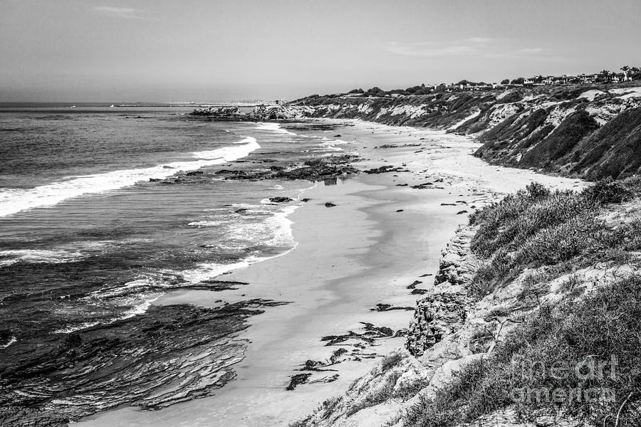 America photograph laguna beach ca black and white photography by paul velgos