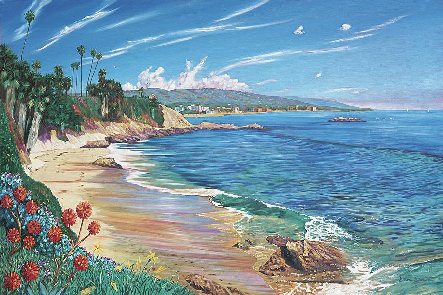 Laguna Color by Steve Simon