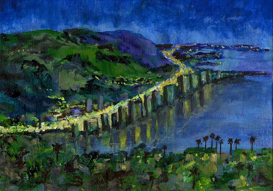 Laguna Painting - Rio by Randy Sprout