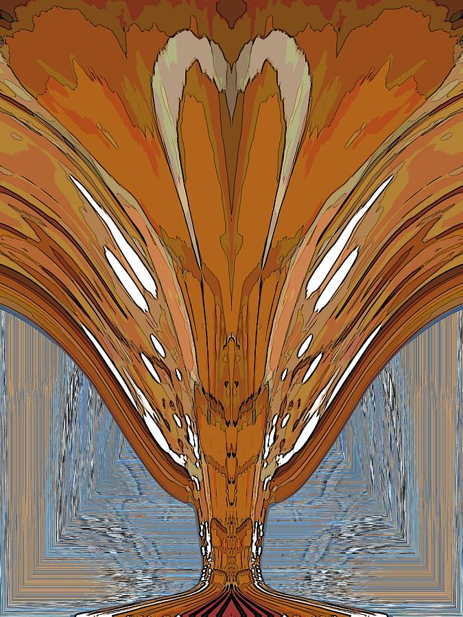 Lahar Digital Art - Lahar by Tim Allen