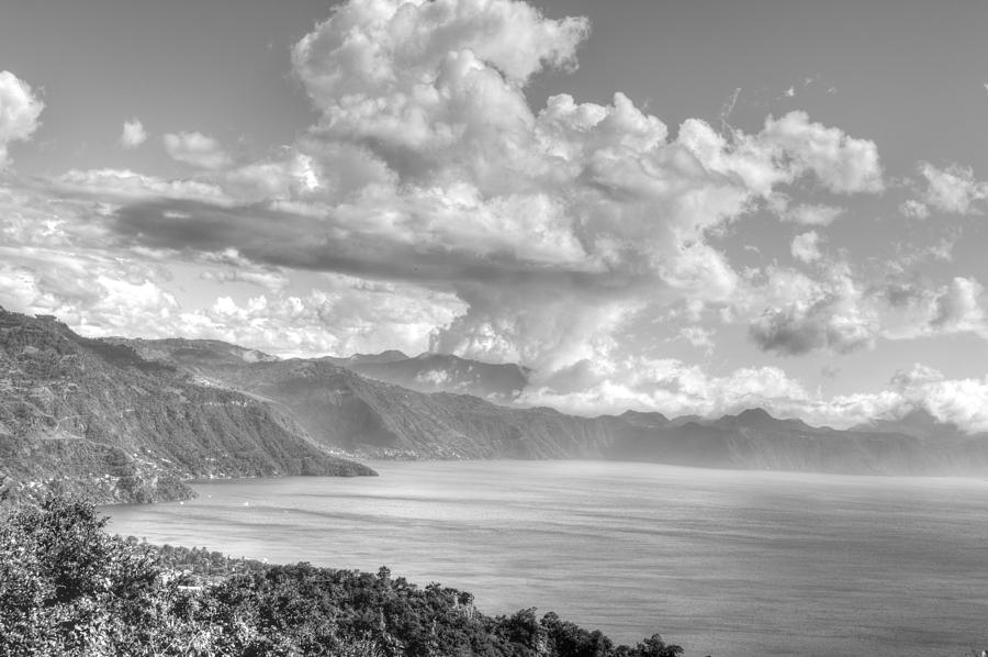 Lake Atitlan Guatemala by Bill Hamilton
