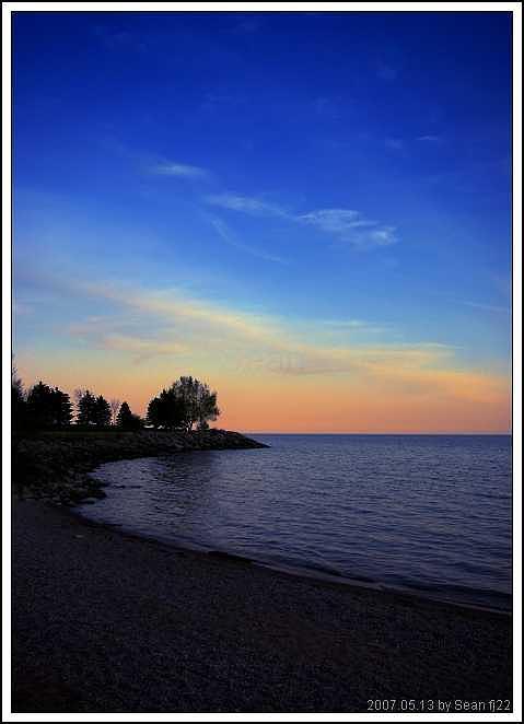 Lake Photograph - Lake Bay by Sean Xiao