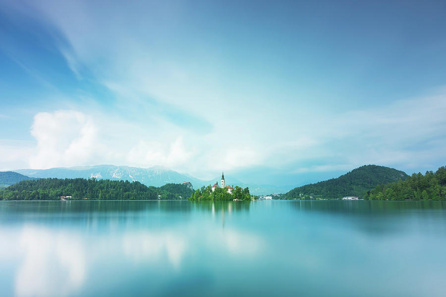 Lake Bled by Mirko Chessari