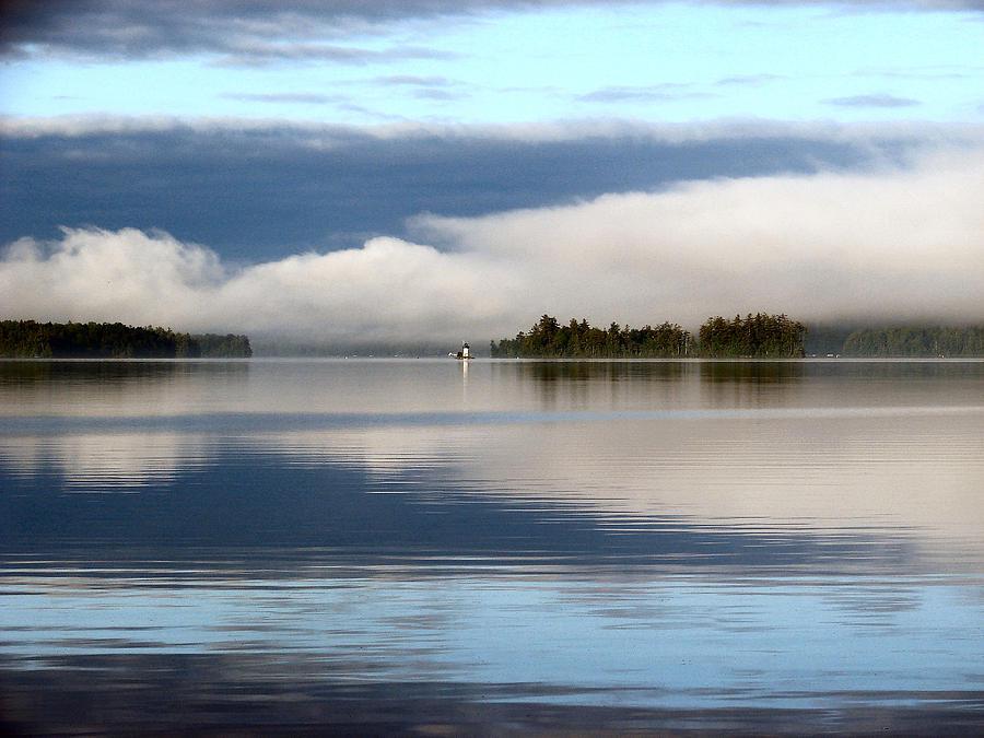 Lake Photograph - Lake Cobbsee by Dana Patterson