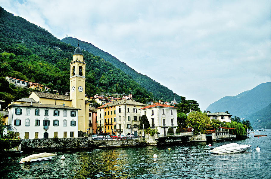 Lake Como View by La Dolce Vita