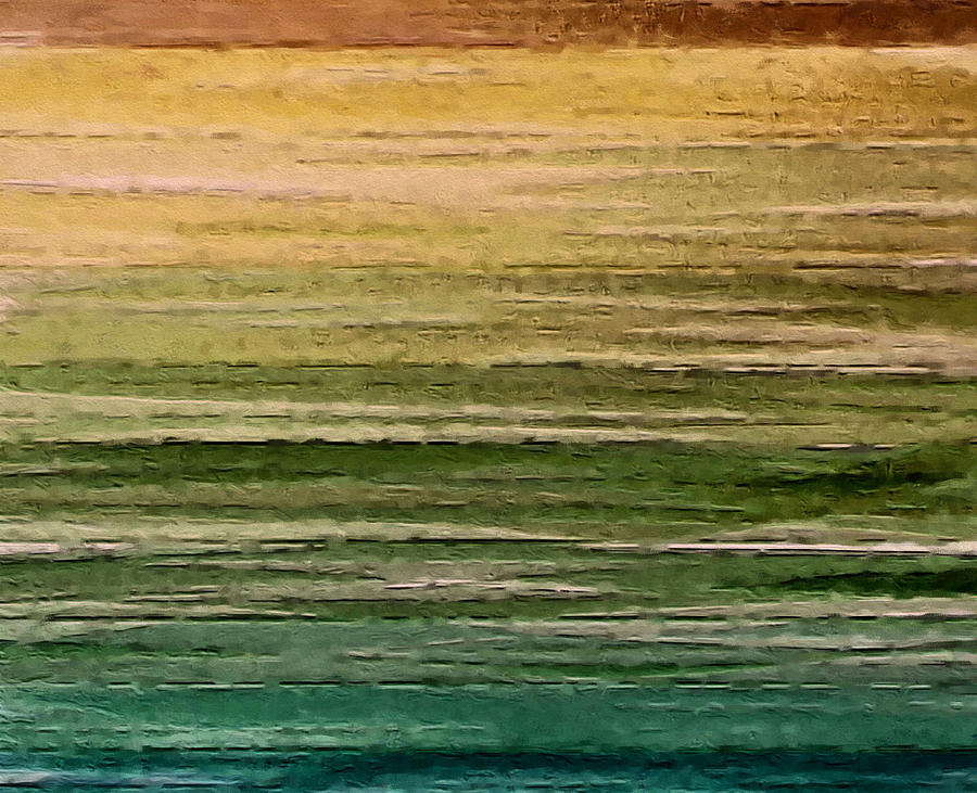 Abstract Painting Painting - Lake by Ely Arsha