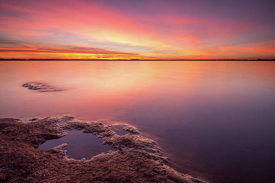 Lake Hartwell 5 by Derek Thornton