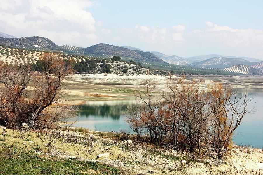 Lake Iznajar 1 by Jackie Mestrom
