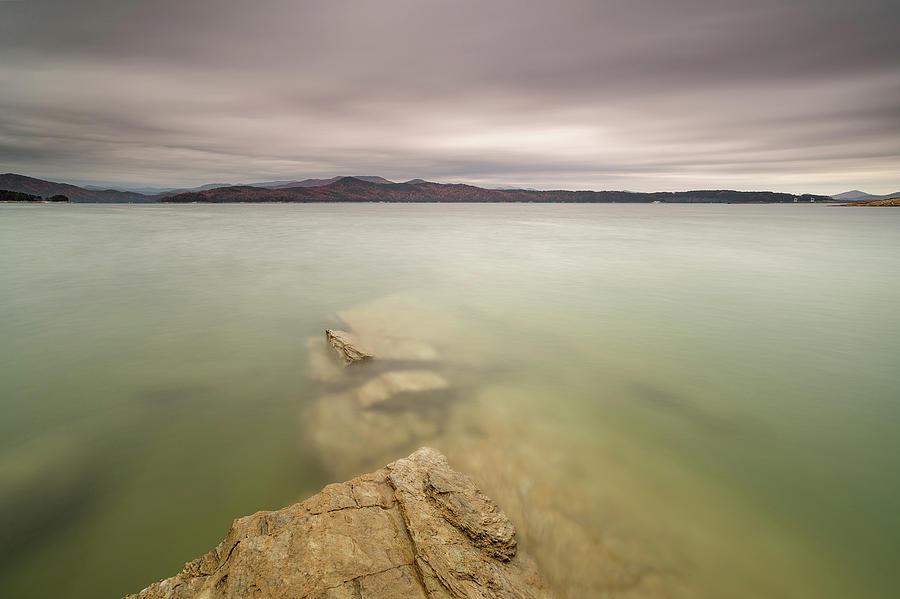 Lake Jocassee 18 by Derek Thornton