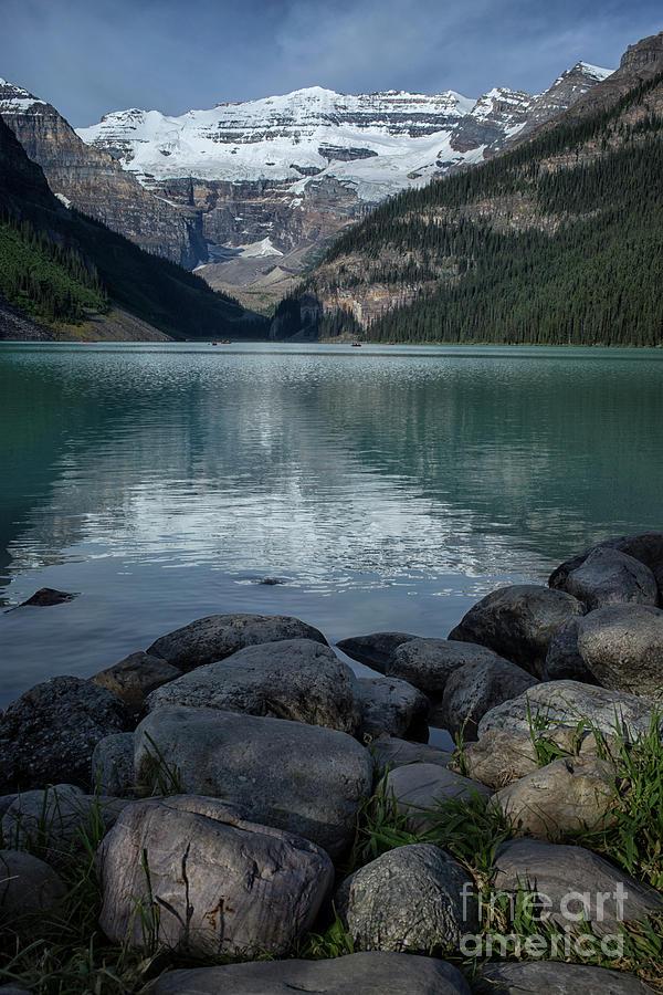 Lake Photograph - Lake Louise by Patricia Hofmeester
