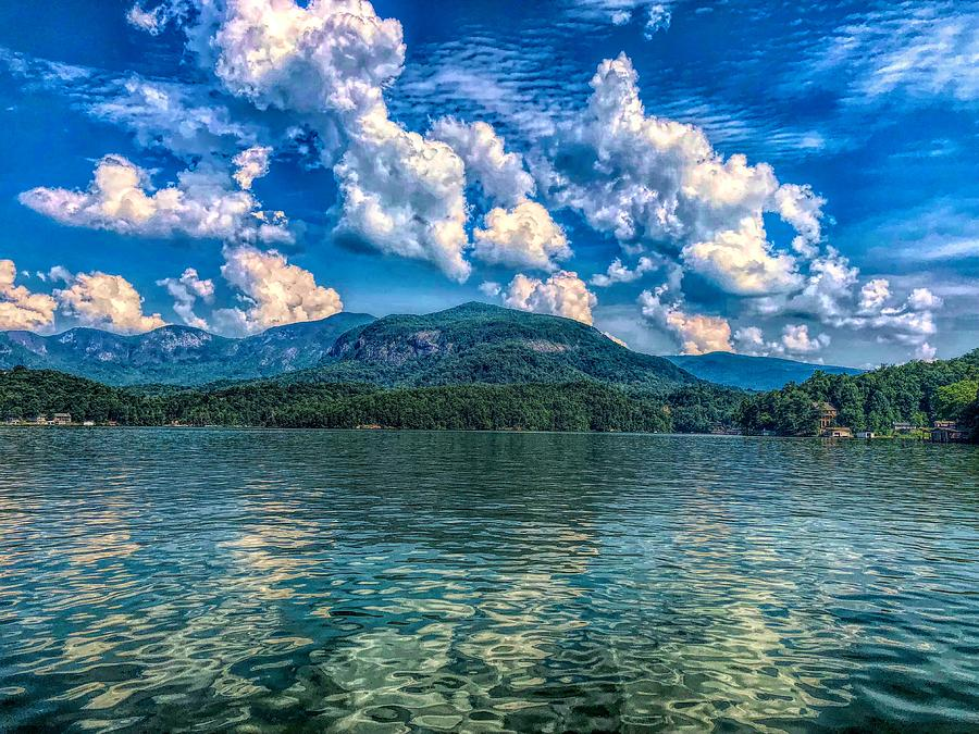 Lake Lure Beauty by Buddy Morrison