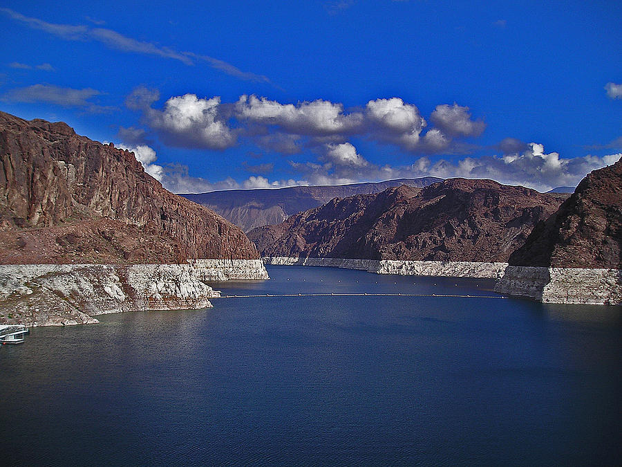 Water Photograph - Lake Mead by David Campbell
