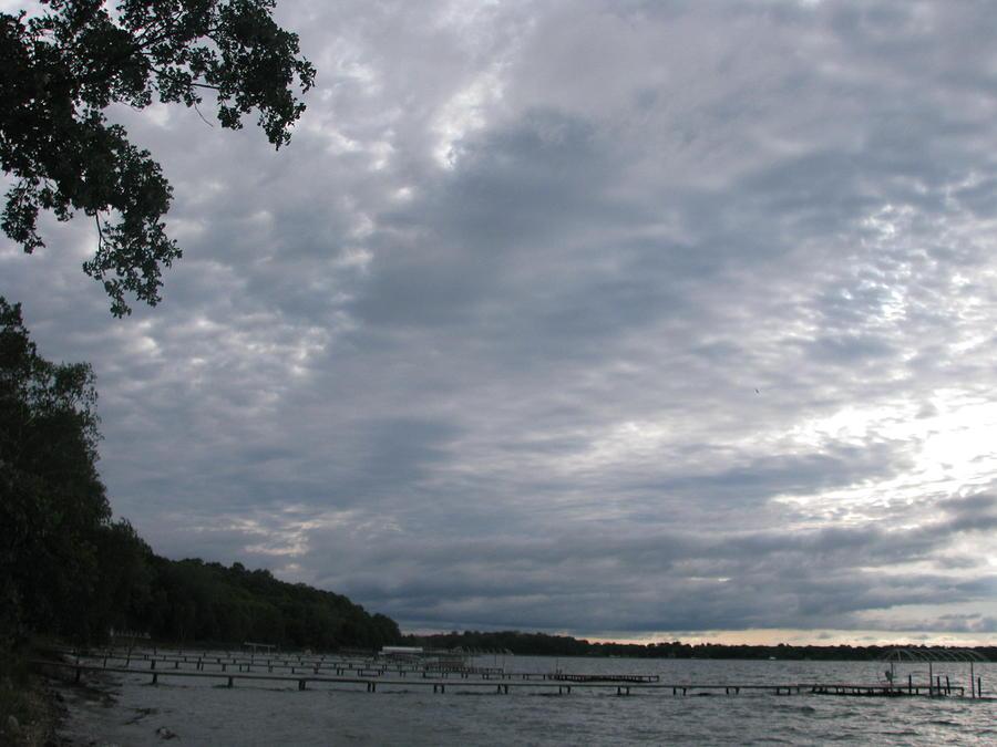 Landscape Photograph - Lake Miltona by Hasani Blue