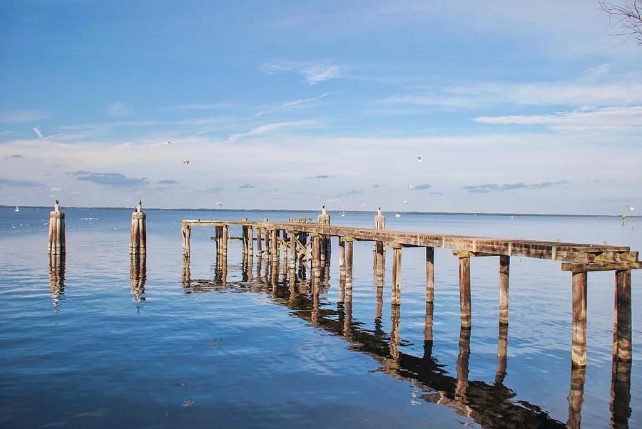 Lake Monroe IIi Photograph