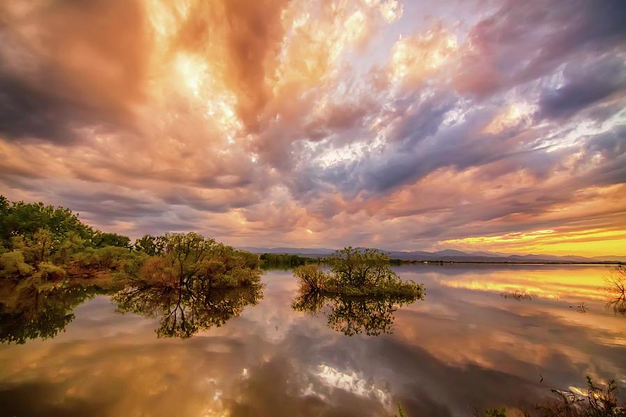 Lake Of Dreams Photograph