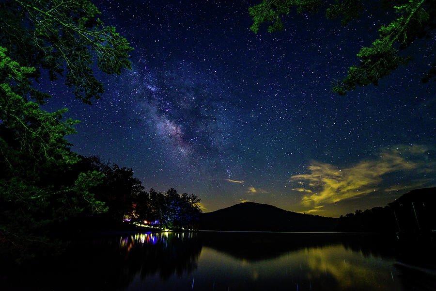 Lake Of Stars Photograph by Makena Wight Photography