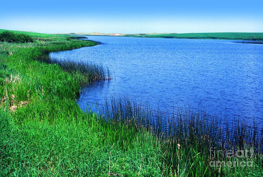 Prince Edward Island Photograph - Lake Of The Shining Waters Prince Edward Island by Thomas R Fletcher