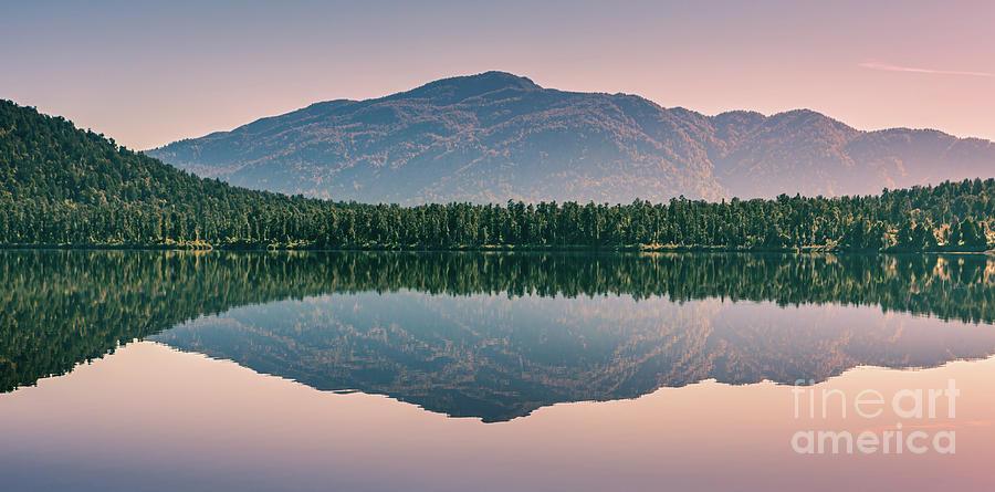 Lake Paringa - New Zealand Photograph