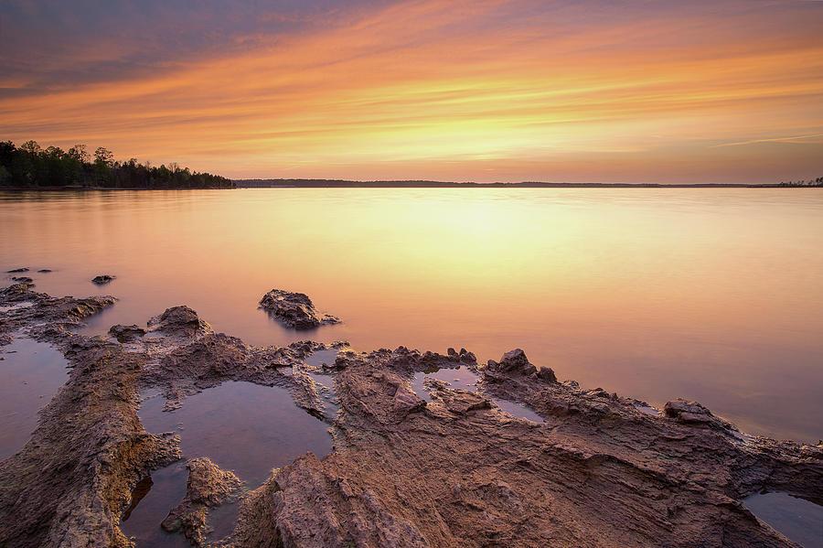 Lake Russell 9 by Derek Thornton