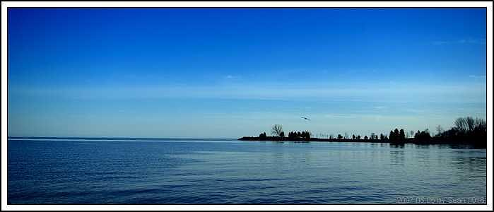 Lake Photograph - Lake Scenery by Sean Xiao