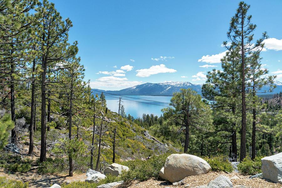 Lake Tahoe 3 Photograph