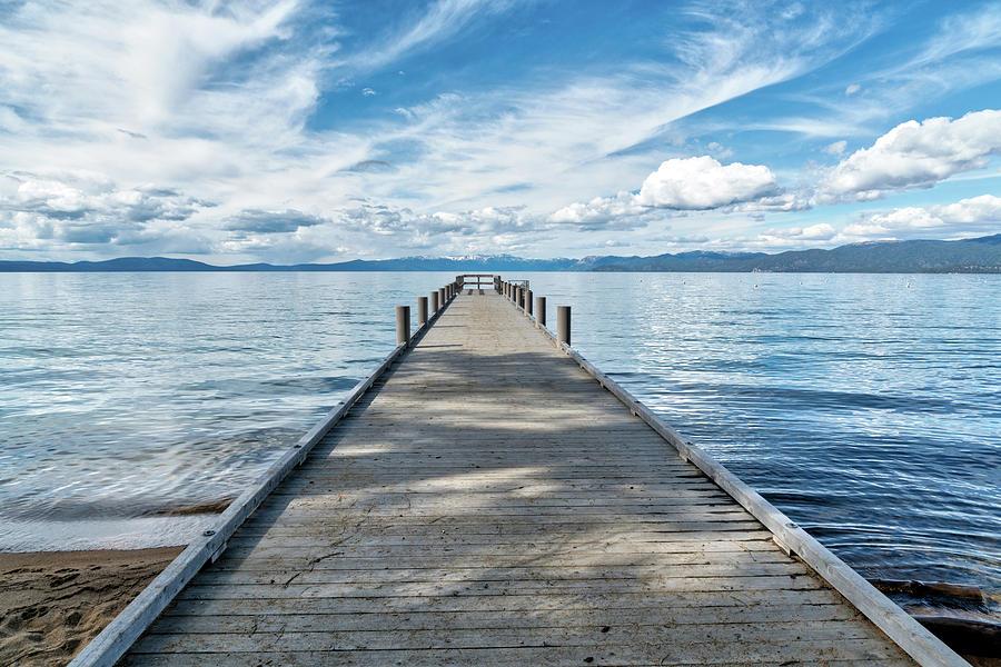 Lake Tahoe Photograph