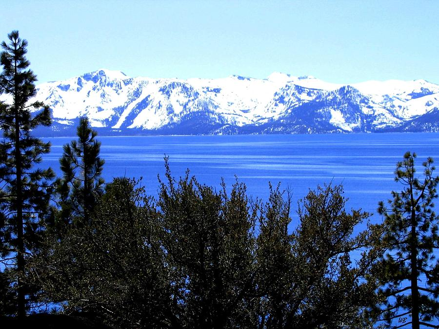 Lake Tahoe by Will Borden