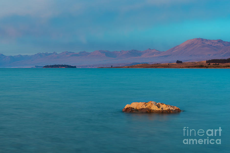 Lake Tekapo  by Paul Woodford